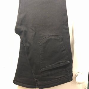 ZARA skinny black jeans.